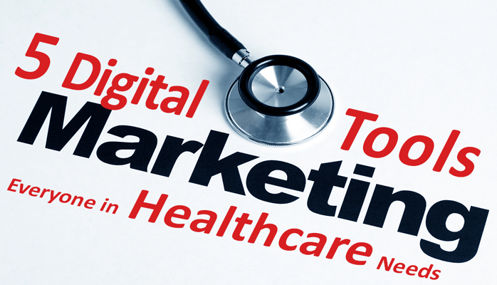 Healthcare Digital Marketing Tools