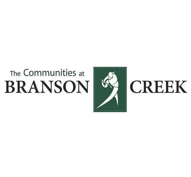Red Crow Marketing - Branson Creek Golf Course Logo Design