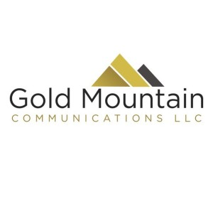 Red Crow Marketing - Gold Mountain Communications Logo Design