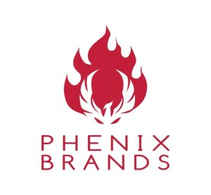 Red Crow Marketing - Phenix Brands Logo Design
