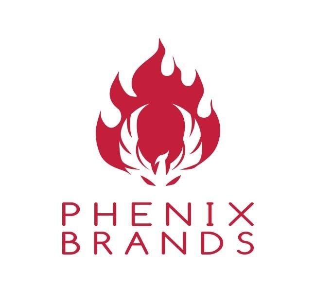 Red Crow Marketing - Phenix Brands Logo Design