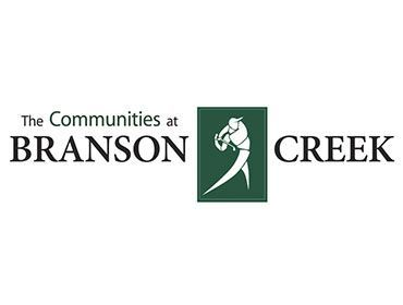 Red Crow Marketing - Communities at Branson Creek Logo Design