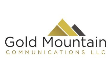 Red Crow Marketing - Gold Mountain Communication Logo Design