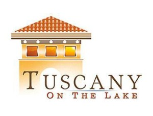 Red Crow Marketing - Tuscany on the Lake Logo Design