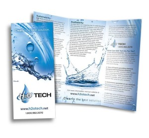 Red Crow Marketing - H2O Tech Print Brochure
