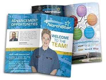 Red Crow Marketing - NorthStar Print Brochure