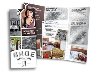 Shoe Factory Brochure