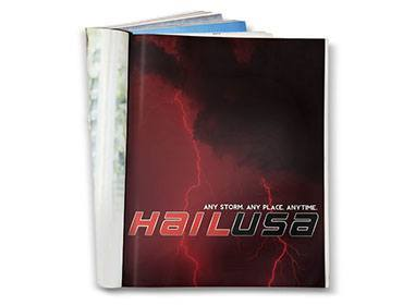 Hail USA Catalog Design