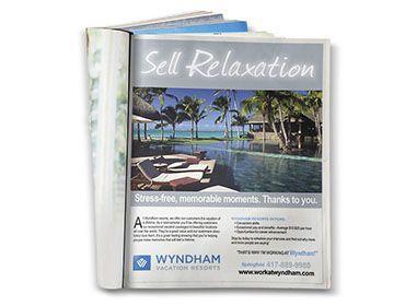 Wyndham Print Ad