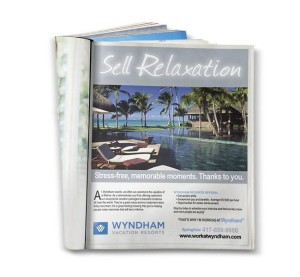 Red Crow Marketing - Wyndham Vacation Resorts Full Page Ad