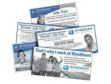 Wyndham Employee Ads