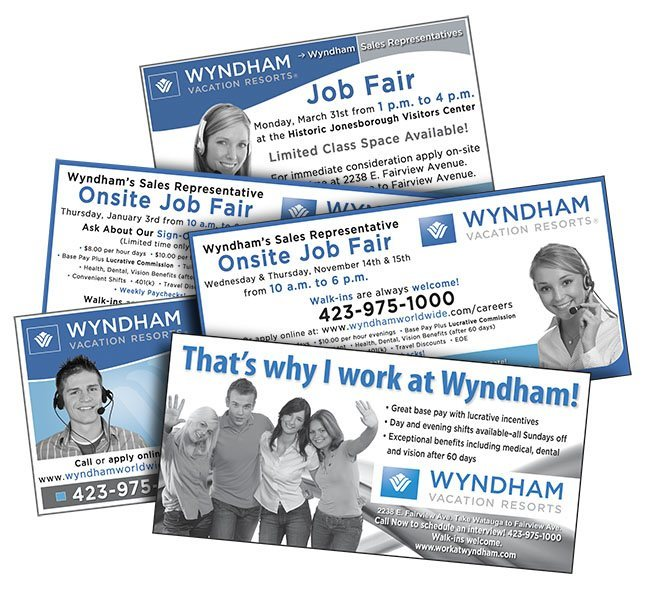 Red Crow Marketing - Wyndham Vacation Resorts Print Media