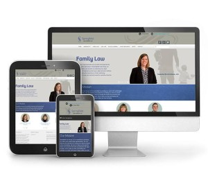 Red Crow Marketing - Springfield Law Group Responsive Website