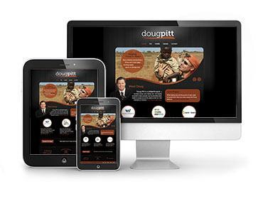 Red Crow Marketing - Doug Pitt Website