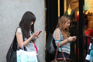 Increase of Mobile Marketing
