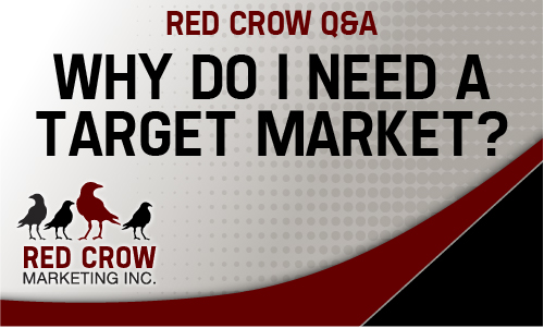 Red Crow Q&A Target Market