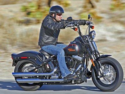 Harley Davidson Re-Branded