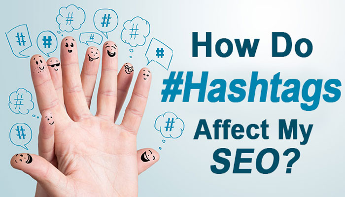 How #Hashtags Affect SEO