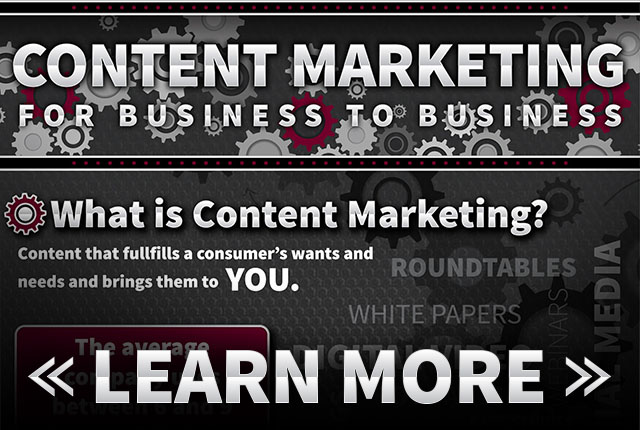 Infographic - B2B Content Marketing