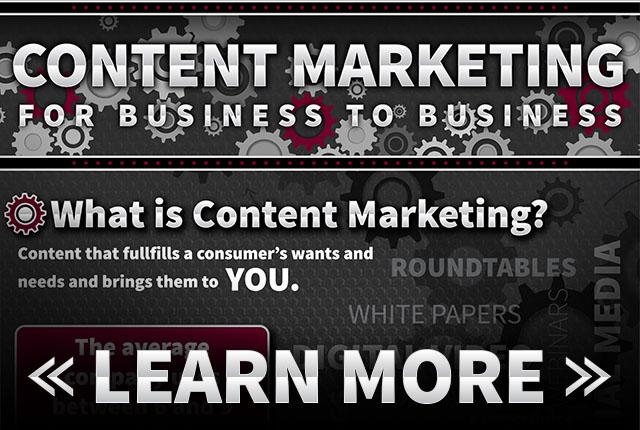 Infographic - B2B Content Marketing