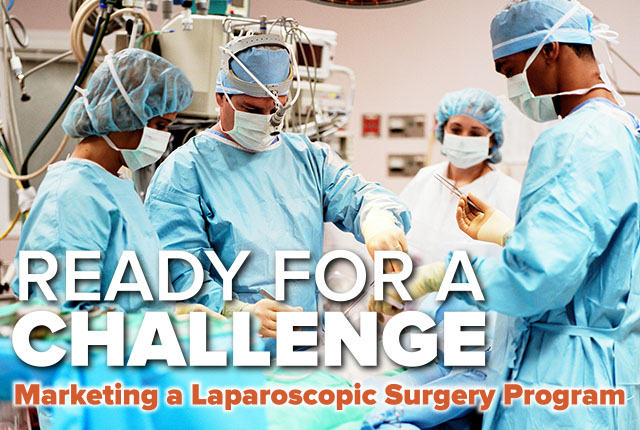 Marketing A Surgical Program