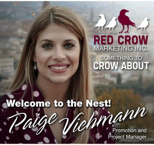 Red Crow Marketing - Paige Viehmann - Promotion and Project Manager