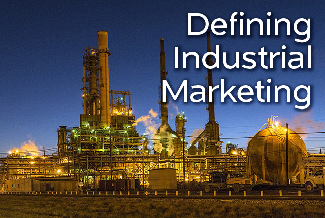Red Crow Marketing defines industrial marketing compared to consumer markting