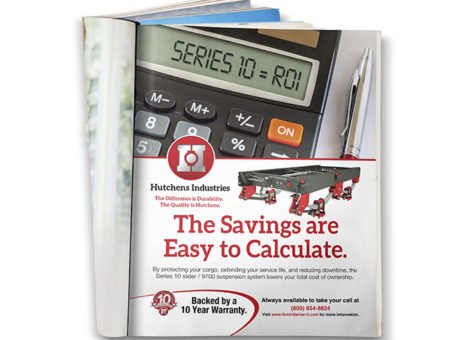 Hutchens Industries – Easy to Calculate Ad