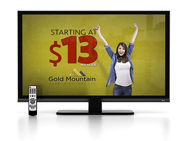 Gold Mountain – $13hr Video
