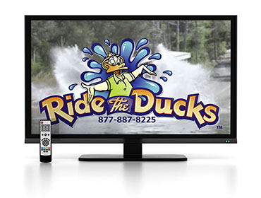 Ride The Ducks Video