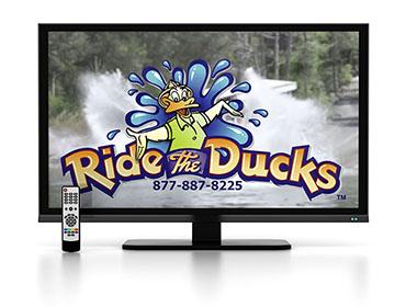 Ride The Ducks Video