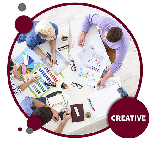 Red Crow Marketing - Creative
