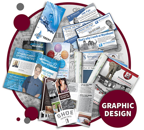 Red Crow Marketing - Graphic Design