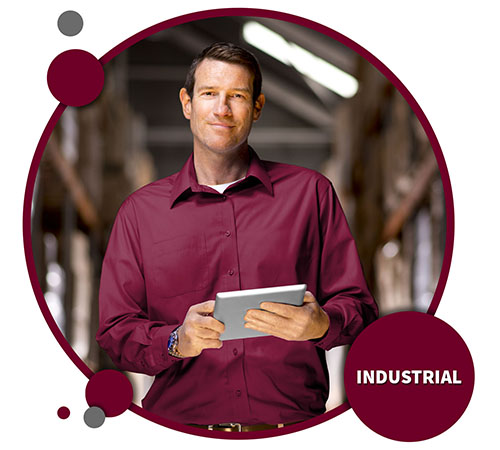 Red Crow Marketing Specializations - Industrial