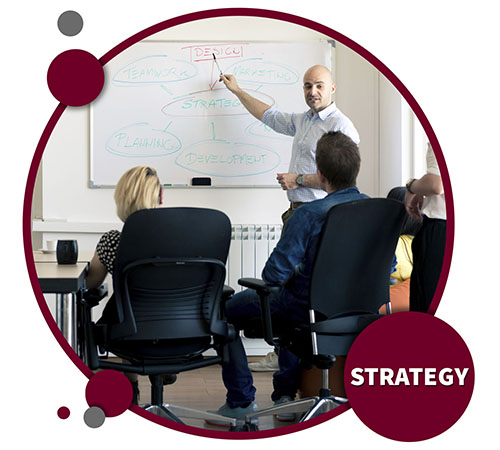 Red Crow Marketing - Strategy