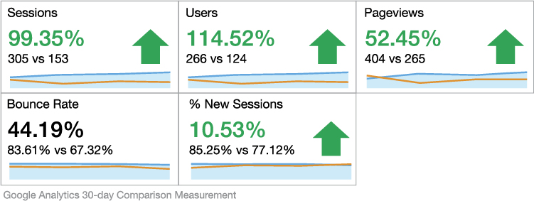 Red Crow Marketing Website Traffic Performance Results Case Study
