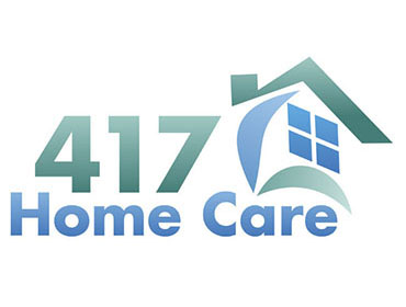 417 Home Care Logo Design