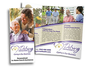 Detring Home Healthcare Brochure
