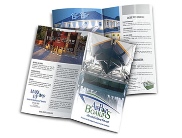MariCorp AirPort Boatlift Brochure