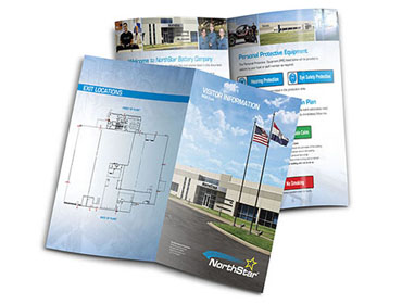 Northstar Battery Plant Safety Brochure - TN