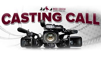 Red Crow Marketing Casting Call Thumbnail