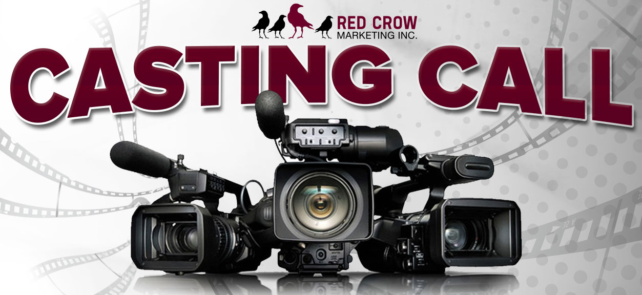 Red Crow Marketing Casting Call