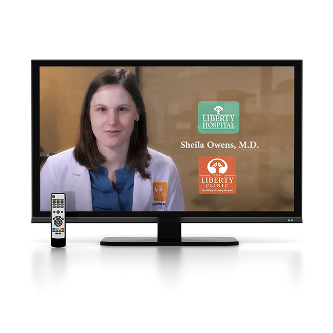 Liberty Hospital Doc Talk Video