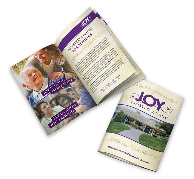 Joys Assisted Living Brochure