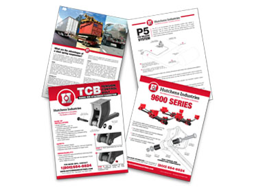 Hutchens Industries Sales Sheets