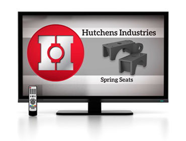 Hutchens Industries Spring Seat Video TN