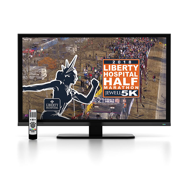 Liberty Hospital Half Marathon Thank You Video
