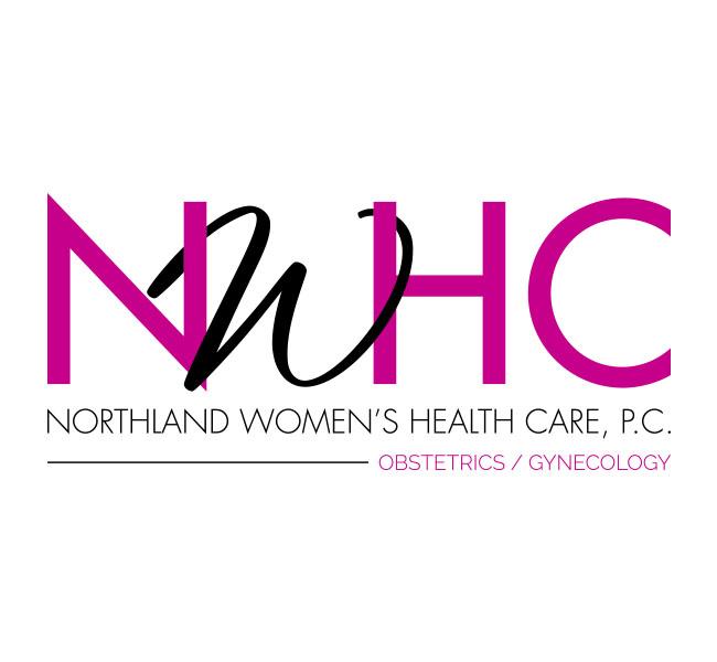 Red Crow Marketing - Northland Women's Health Care Logo Design