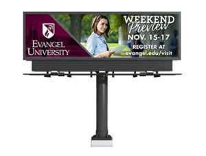 Evangel University Weekend Preview Billboard TN