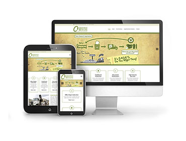 Greenway Recycling Website Design